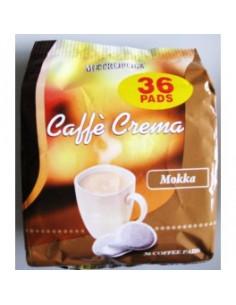 Metropole Caffe Crema Regular kohvipadjad 36tk