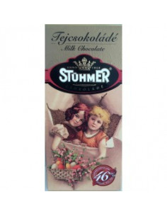Stühmer piimašokolaad 100g