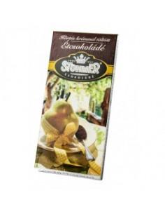Stühmer tume šokolaad pirnikreemi täidisega100g