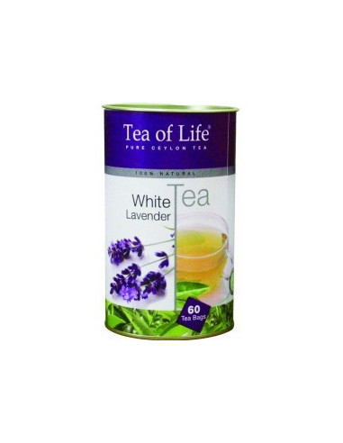 Tea of Life a new age tea - valge tee jasmiiniga