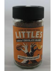 Šokolaadi-apelsinimaitseline lahustuv kohv