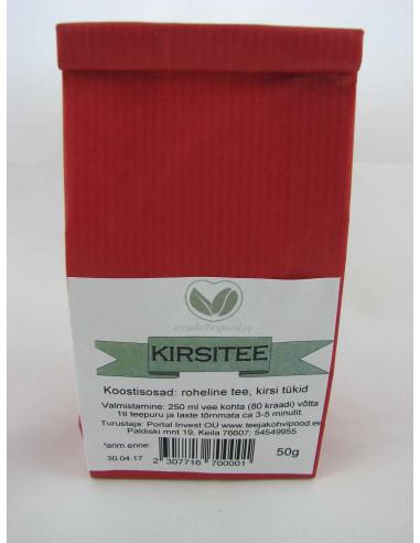 Kirsitee 50 g