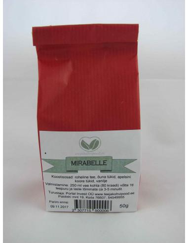 """Mirabelle"" roheline purutee 50 g"