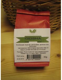 """Geisha"" must purutee 50 g"