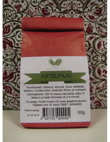 """Astelpaju"" taimne purutee 50 g"