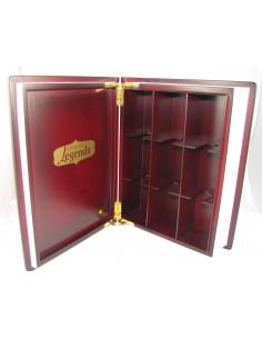 Legends suur raamatukujuline teekarp