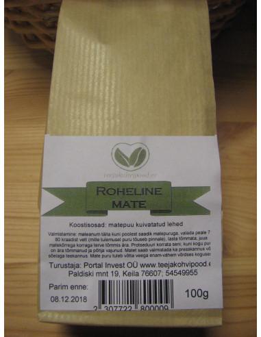 """Roheline mate"" - Mate purutee 100 g"