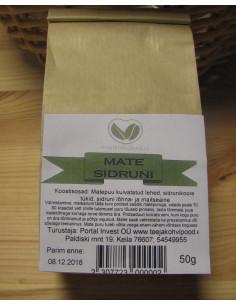 """Mate sidruni"" - Mate purutee 50 g"