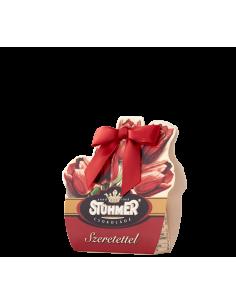 Stühmer - Roosikujulised piimašokolaadid 45g