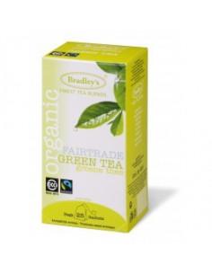 Bradley`s Organic Fair Trade roheline tee 25*1,6g
