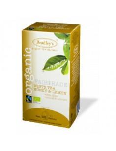 Bradley`s Organic Fair Trade rvalge tee mee ja sidruniga