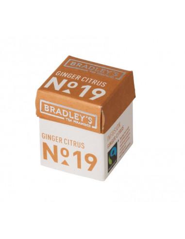 Bradley`s Pyramid Mini ingveritee tsitruselistega 2g