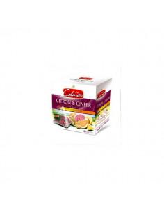 Celmar - Punane tee sidruni ja ingveriga 20*1,8g