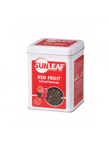 Sunleaf Red Fruit Full Leaf must purutee 90g