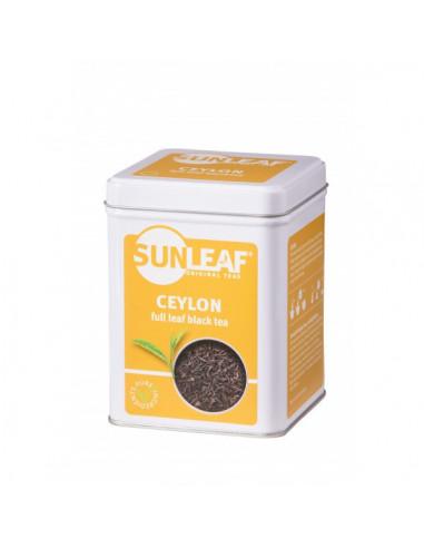 Sunleaf Ceylon Full Leaf must tee 90g