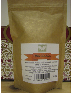 Maitsekohv Pina Colada 100g