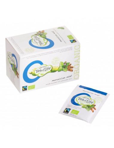 Tea of Life Organic Fair Trade taimne tee mündiga 20*1,5g