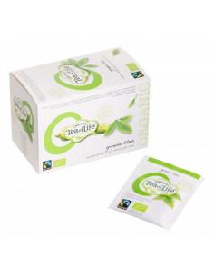 Tea of Life Organic Fair Trade roheline tee 20*1,75g
