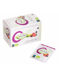 Tea of Life Organic Fair Trade Must tee metsamarjadega 20*1,75g