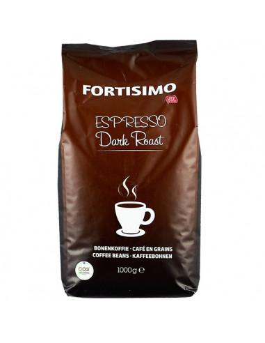 Fortisimo Espresso Dark Roast kohvioad 1kg