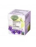 Bradley`s Favorites Roheline tee õuna ja lavendliga 10*1,75g