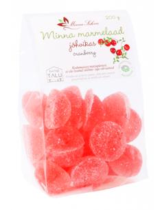 """Minna marmelaad """"Jõhvikas"""" 200 g"""