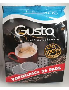 Gusto Mild Roast kohvipadjad 36*7g