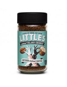 Little´s kookosemaitseline lahustuv kohv 50g