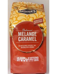 Padinies Melange Caramel aromatiseeritud kohvipadjad 18*7g