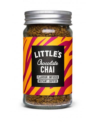 Little´s šokolaadi ja vürtsidega lahustuv kohv 50g
