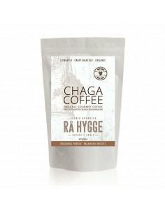 Rå Hygge CHAGA COFFEE mahe gurmeekohv musta pässiku ekstraktiga – tume röst, ESPRESSO 227g