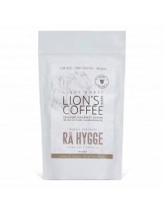 Rå Hygge LION'S MANE mahe gurmeekohv lõvilakk-korallnarmiku seene ekstraktiga 227g