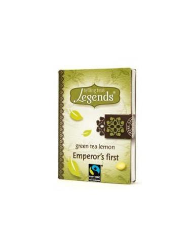 Bradley`s Pyramid Mini roheline tee jasmiiniga 2g