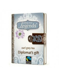 Legends Diplomat`s Gift teeraamat - earl grey tee 2g